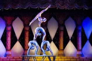 Cirque Du Soleil - Kooza - London Tickets