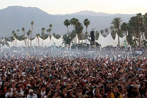 Entradas Coachella