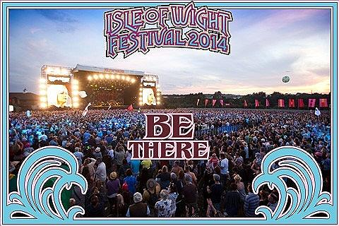 Isle of Wight Festival Liput
