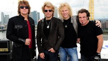 Bon Jovi Billetter