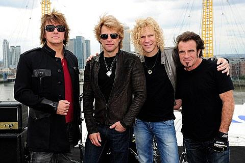 Bon Jovi Liput