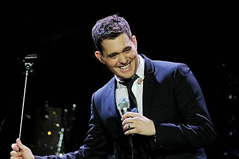 Billetter til Michael Bublé