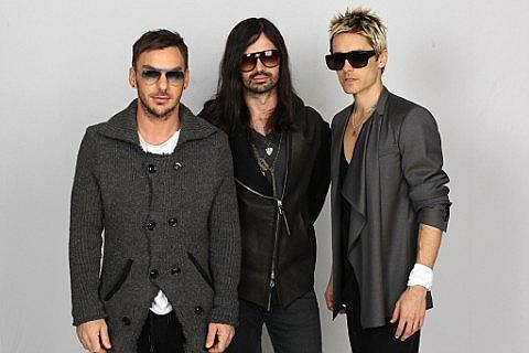 30 Seconds To Mars-billetter