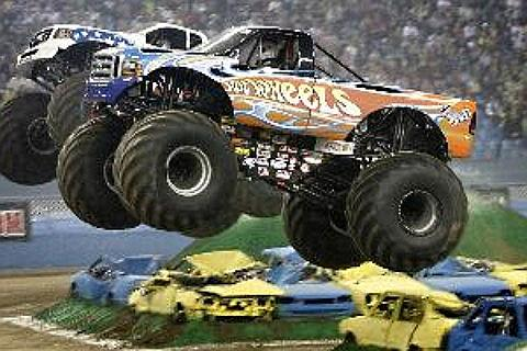 Monster Jam Liput