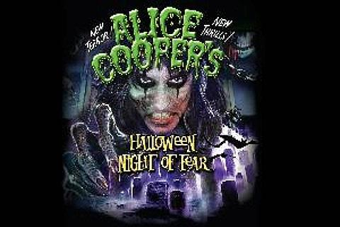 Alice Cooper-billetter