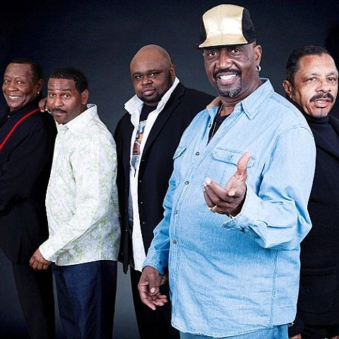 Four Tops and Temptations Tickets