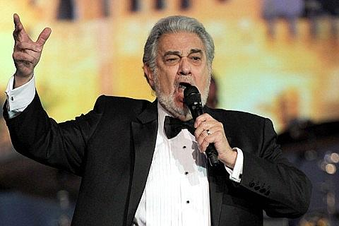 Placido Domingo-billetter