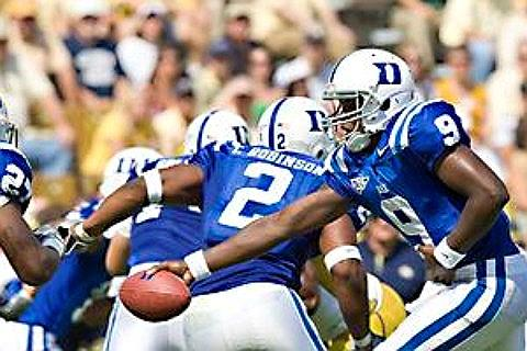 Duke Blue Devils Football Tickets