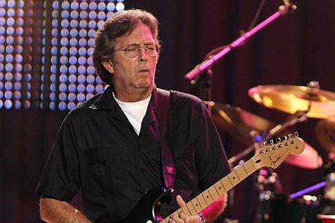 Eric Clapton-billetter