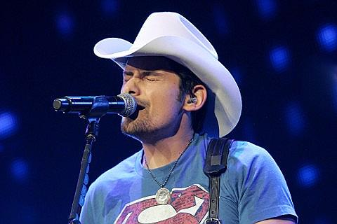 Brad Paisley Liput