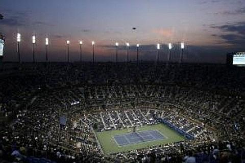 Place US Open Tennis Championship