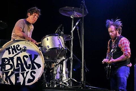 Place The Black Keys