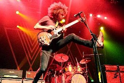 Entradas Wolfmother