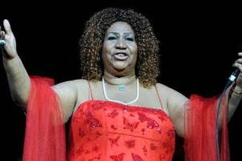 Place Aretha Franklin