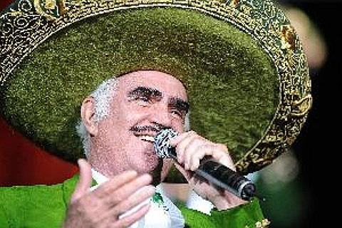 Entradas Vicente Fernandez