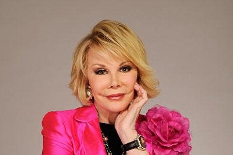 Joan Rivers Liput