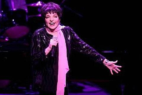 Liza Minnelli Tickets