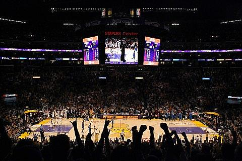 Place Los Angeles Lakers
