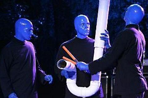 Blue Man Group Uk Tour 108