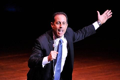 Ingressos para Jerry Seinfeld