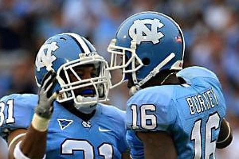 North Carolina Tar Heels Football Tickets