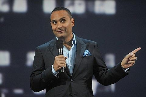 Russell Peters-billetter