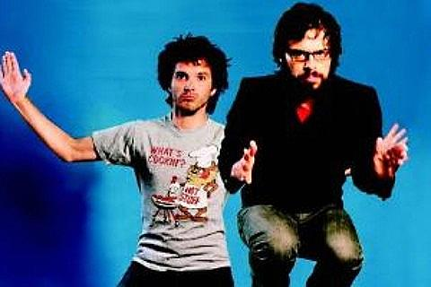 Ingressos para Flight of the Conchords