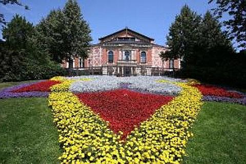Bayreuther Festspiele-billetter