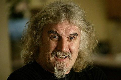Billy Connolly-billetter