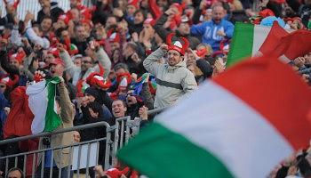 Italy - Rugby World Cup Tickets