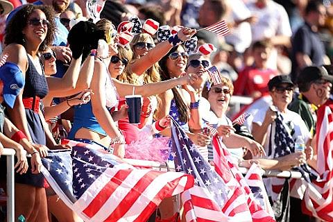 USA - Rugby World Cup Tickets
