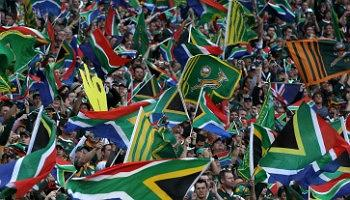 South Africa - Rugby World Cup Tickets