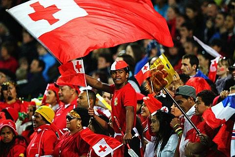 Tonga - Rugby World Cup Tickets