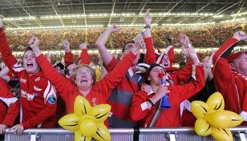 Wales - Rugby World Cup Tickets