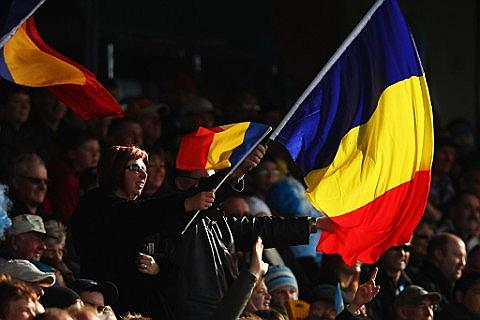 Romania - Rugby World Cup Tickets