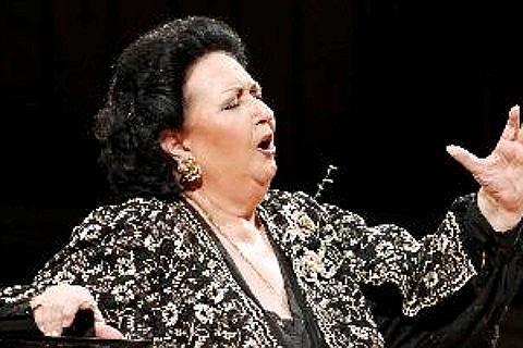 Montserrat Caballé Tickets