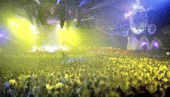 Sensation White Tickets
