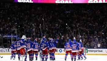 Boston Bruins vs. New York Rangers