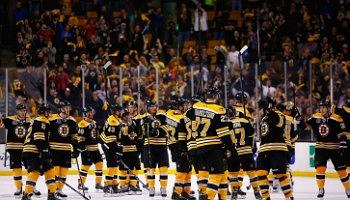 Boston Bruins vs. Anaheim Ducks
