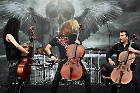 Apocalyptica Liput
