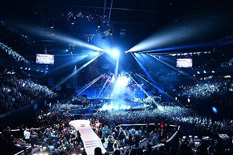 MTV Europe Music Awards Tickets