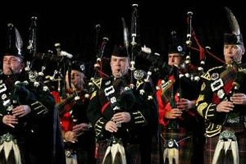 Edinburgh Military Tattoo Liput