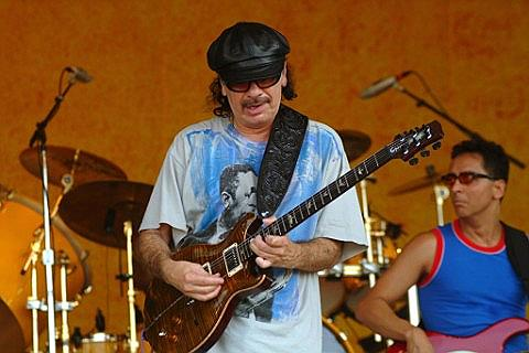 Carlos Santana Tickets