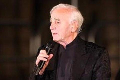 Ingressos para Charles Aznavour