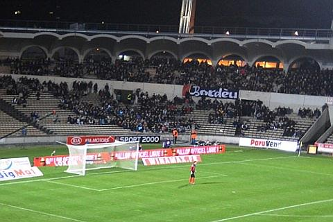 Place FC Girondins de Bordeaux