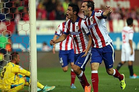 Atlético de Madrid-billetter