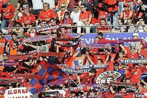 Osasuna Tickets