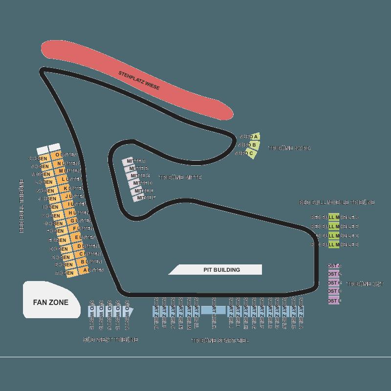 austrian f1 grand prix 2016 sunday red bull ring spielberg tickets sun 03 jul 2016 viagogo. Black Bedroom Furniture Sets. Home Design Ideas