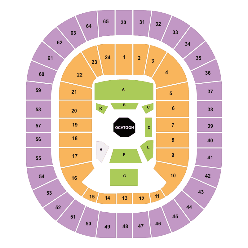 Ufc fight night rod laver arena melbourne tickets sun for Door 9 rod laver arena