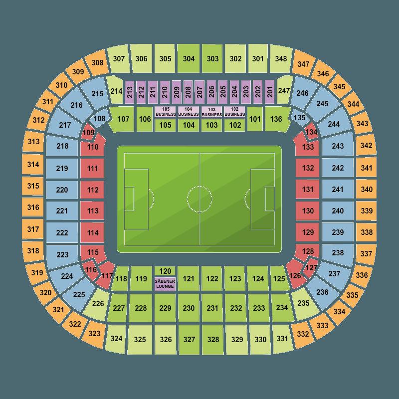 tickets allianz arena 2017